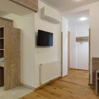 Appartements mit Küche und Klimaanlage (4)