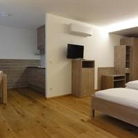 Appartements mit Küche und Klimaanlage (6)
