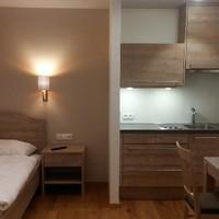 Appartements mit Küche und Klimaanlage (9)
