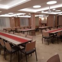 Seminar Räume 1 und 2 zum Vortrags Saal umgestaltet (2)