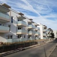 Balkone und Sichtschutz