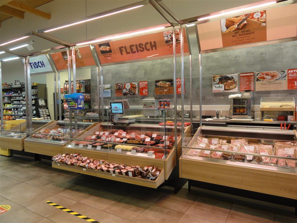 SPAR Markt Gusenbauer, Bad Zell Innenansicht 3