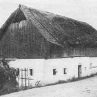 1 1926, Außermaierhaus vor dem Umbau