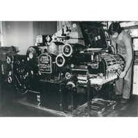 Druckmaschine Kord (1981)