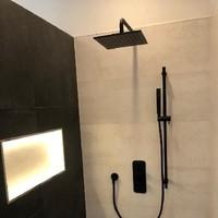 Moderne Dusche (2)