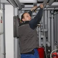 Luft Wärmepumpe mit Solarunterstützung (3)