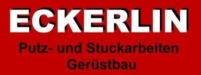 Eckerlin Putz- und Stuckarbeiten - Gerüstbau Benno Eckerlin