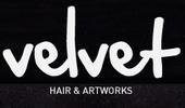 velvet HAIR & ARTWORK