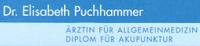 Dr. Elisabeth Puchhammer Ärztin für Allgemeinmedizin Diplom für Akupunktur