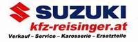 Suzuki Kfz Reisinger - Verkauf - Service - Karosserie - Ersatzteile