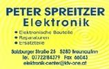 Peter Spreitzer Elektronik, Elektronische Bauteile, Reparaturen, Ersatzteile (Peter Spreitzer Elektronik, Braunau)