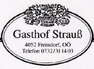 Gasthof-Restaurant-Unterhaltungsland Strauss