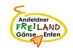 Freilandgans und -Ente