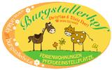 Burgstallerhof - Ferienwohnungen Pferdeeinstellplätze