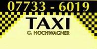 Krankentaxi Hochwagner