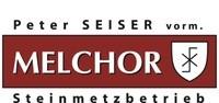 Peter Seiser vom. MELCHOR Steinmetzbetrieb