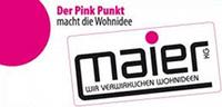 MAIER GmbH Zentrale (Maier GmbH - Der Pink Punkt macht die Wohnidee)