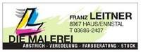 Franz Leitner KG - Malerei, Anstrich