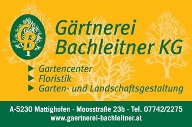 Gärtnerei BACHLEITNER