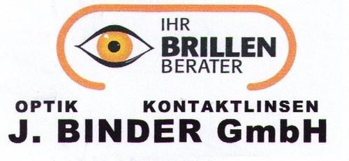 Optik Kontaktlinsen Johann Binder GmbH