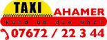 Jetzt auf Facebook Taxi Ahamer