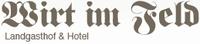 Landgasthof - Hotel Wirt im Feld