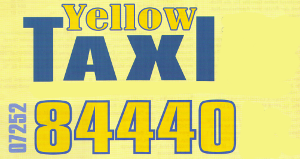 YELLOW-TAXI 07252 84440 - Reifen - Ersatzteile