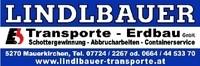 LINDLBAUER Transporte - Erdbau