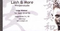 Lash & More Wimpernstudio - Helga Wimmer