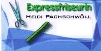 Expressfriseurin - Heidi Pachschwöll