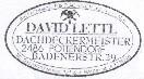 David Lettl - Dachdeckermeister