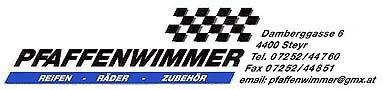 PFAFFENWIMMER Reifen-Räder-Zubehör