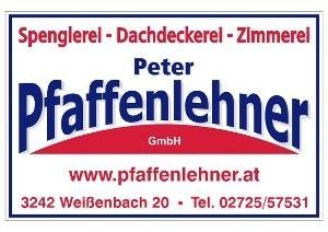 Peter Pfaffenlehner GmbH