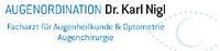 Dr. Karl Nigl Facharzt für Augenheilkunde und Optometrie