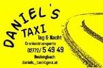 Daniel's Taxi | Tag & Nacht | Krankentransporte