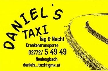 Daniel's Taxi