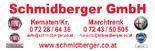 Autohaus Schmidberger: Vorführwagen und Kurzzulassungen