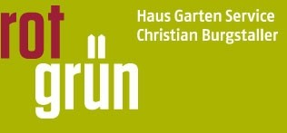 rot grün Haus Garten Service Christian Burgstaller