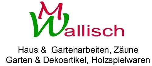 Michael Wallisch - Haus & Gartenarbeiten, Holzspielwaren