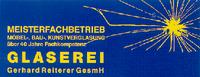 Glaserei Gerhard Reiterer GmbH - Meisterfachbetrieb