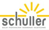 schuller SOLAR PHOTOVOLTAIK BIOENERGIE HAUSTECHNIK