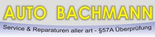 Auto Bachmann KFZ Handel & Service
