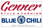 Genner Style & Fashion | Blue Chili