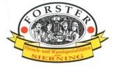 FORSTER FLEISCH -UND WURSTSPEZIALITÄTEN AUS SIERNING