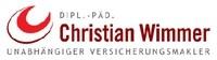 DIPL.-PÄD. Christian Wimmer - Unabhängiger Versicherungsmakler