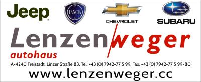 Autohaus LENZENWEGER, Jeep, Lancia, Chevrolet, Subaru