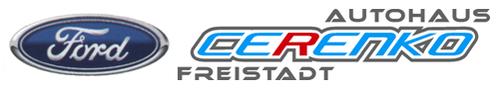 Autohaus CERENKO Freistadt, Ford-Automobile, Handel und Reparatur