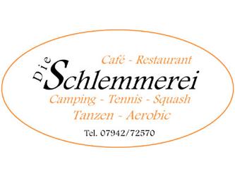 """Cafe - Restaurant """"Die Schlemmerei"""", Ihr Café-Restaurant am Tennisplatz mit Camping in Freistadt."""