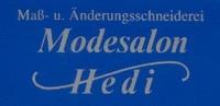 Maß- und Änderungsschneiderei Modesalon Hedi