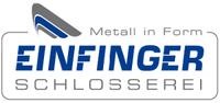 Einfinger Schlosserei Metall in Form